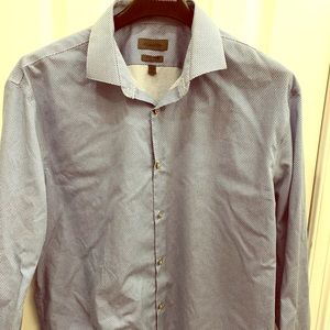 Calvin Klein Dress Shirt Extreme Slim Fit non-iron